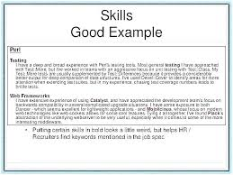Additional Skills To Put On Resume What Some Additional Skills Put Beauteous Best Skills To Put On A Resume