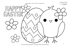 Happy Easter Coloring Pages Coloring Pages Pictures For Kids Happy