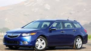 Educate me on the Acura TSX wagon