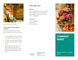 Pamphlet Template Microsoft Word Brochure Template Microsoft Word Brochure Templates Microsoft Word