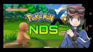 277MB) Pokemon X Nds Rom (nicht gehackt) Hochkomprimiert für Android