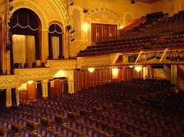 Interior Eugene Oneill Theater New York City Travel
