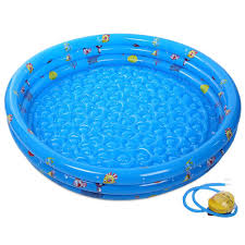 2018 whole baby kids swimming inflatable pool portable outdoor children basin bathtub with pump from pretty05 41 21 dhgate com