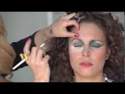 1970s make up tutorial part 2 american hustle inspired disco make up look