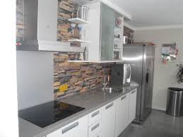 Keuken Met 3d Behang Van Balveren Meesterschilder