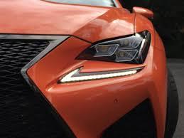 lexus rc f orange. the lexus rcf has looks and power to match its rivals rc f orange