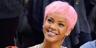 Rhianna Hair Style rihanna fades back to black at summer jam with new hairstyle 5376 by wearticles.com