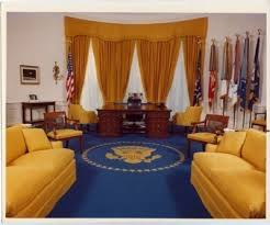 Nixon oval office Richard Nixon Gerald R Ford Presidential Library And Museum Lp416 Presidents Nixon And Fords Oval Office 138005657