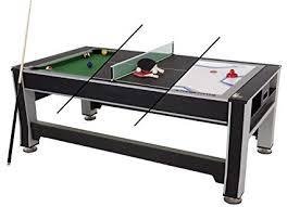 Amazon.com: Triumph 3-in-1 Swivel Multigame Table: Sports \u0026 Outdoors