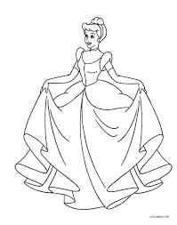 cinderella coloring pages coloring page disney princess cinderella coloring pages