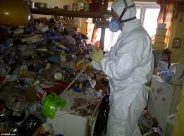 Cleaning Homes Jobs R M Extreme Cleaners On Britains Toughest Jobs Daily Mail