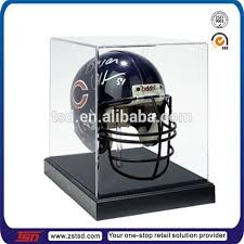 Football Stands Display TSDA100 Custom retail store high quality baseball cap holderhat 48