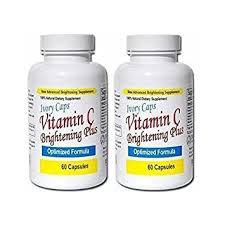 vitamin c capsules for skin whitening