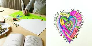 creative drawing ideas for kids connecting through drawing