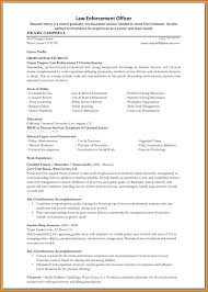 Police Officer Resume Examples police officer resume example letter format template 26