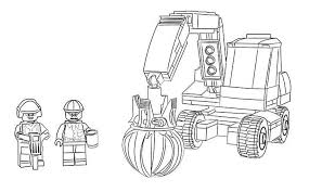Lego City Undercover Coloring Page Www Imgkid Com The Simple Home