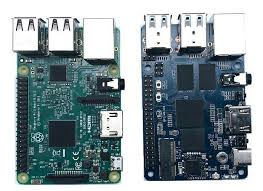 <b>Banana Pi</b> BPI-M4, a <b>Raspberry Pi</b> clone that packs a more powerful ...