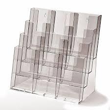 Flyer Display Stands Plastic Leaflet Display Stand 71