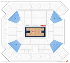 Pavilion At Ole Miss Ole Miss Seating Guide