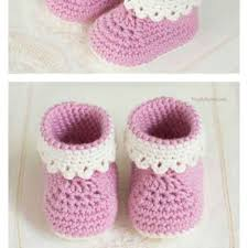 Crochet Baby Shoes Pattern Free Cool Decorating Ideas