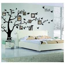 family tree wall vinyl on vinyl wall art tree with shop vinyl wall art discover our best deals at overstock