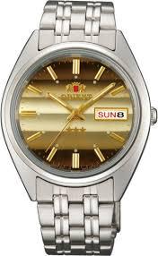 Японские наручные <b>часы Orient AB0000DU мужские</b> механические