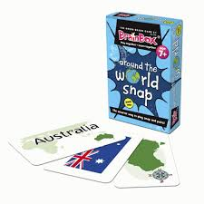 snap cards around the world 1
