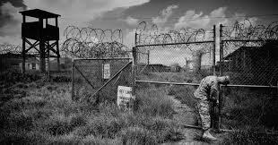 camp x ray a ghost prison the new york times