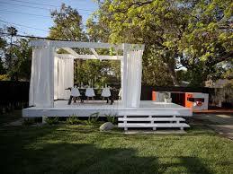 Modern Backyard Design Property Awesome Inspiration