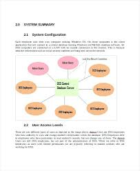 Software User Manual Template Word 2007 Sample Policies Procedures ...