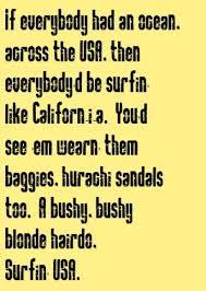 Beach Lyrics on Pinterest | New Country Lyrics, Owl City Quotes ... via Relatably.com