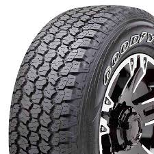 Goodyear Wrangler All Terrain Adventure With Kevlar 275 70r18 125 S Tire
