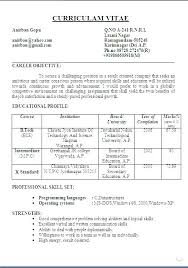 Teaching Resumes Classy Resume For Teacher Applicant Sample Resume For Elementary Teacher