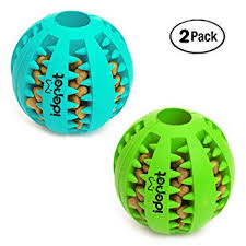 Pet Supplies : Idepet <b>Dog Toy</b> Ball, Nontoxic <b>Bite</b> Resistant Toy Ball ...