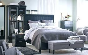 Black And Grey Bedroom Furniture Dark Grey Bedroom With Grey Bed And Black  Also Cone Black