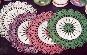 Free Crochet Thread Patterns