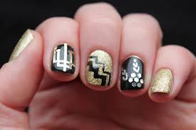 Fundamentally Flawless: Inspiration: The Great Gatsby Nail Art and ...