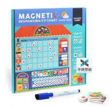 Reward Chart Target Activity Responsibility Magnetic Reward Chart Magnet Calendar Kids Schedule Educational Toys For Children Target Board Buy Educational Toys Magnet
