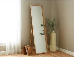 floor mirror. EVA - Floor Mirror 46 X 165 Cm Coffee Floor
