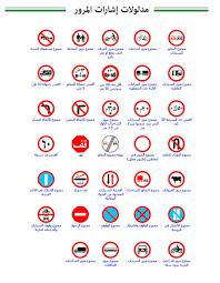 اشارات المرور في السعودية وأهم التفاصيل   مجلة سيدات الامارات