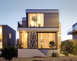 Small Picture Exterior Designs of Small Houses with Beautiful Concept