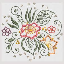 Allstitch Embroidery Designs Elegant Flowers Machine Embroidery Designs Machine