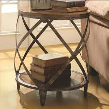 metal accent table. Metal Accent Table N