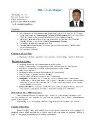 Ideas Collection Stirring Medical Technologist Resume Sample