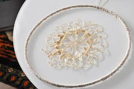 What To Use For A Dream Catcher Hoop HowTuesday Doily Dream Catcher Etsy Journal 74