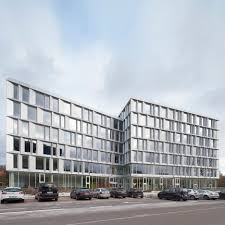 microsoft office building. Microsoft Building By Henning Larsen Architects Office