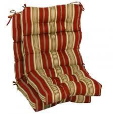 High Back Outdoor Chair Cushions Australia Outdoor Designs
