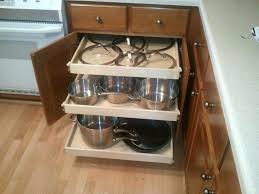 kitchen cabinet sliding drawers large size of pull out pantry shelves how to install sliding drawers