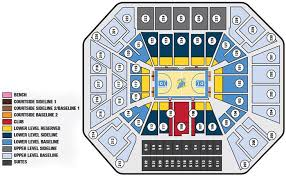 Wintrust Arena Seating Chart With Rows Vamonde Guiding The Future Of Travel