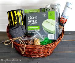 fathers day gift basket photo 1